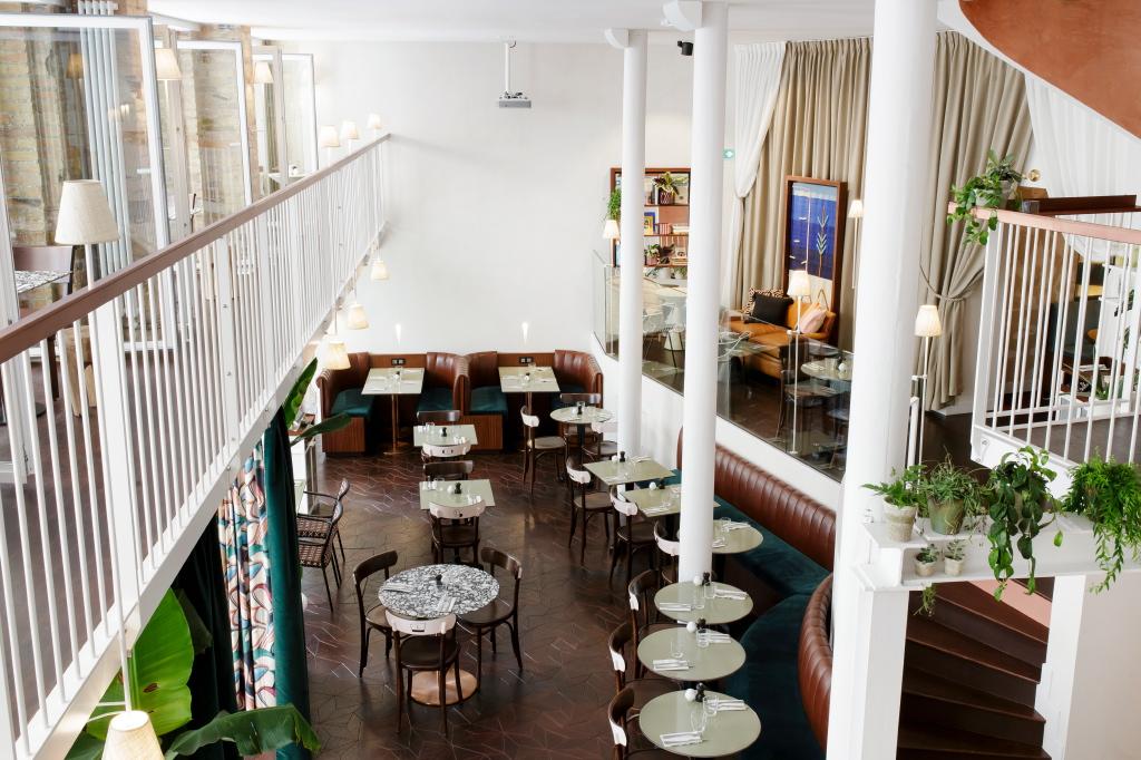 élémentaire étage restaurant paris